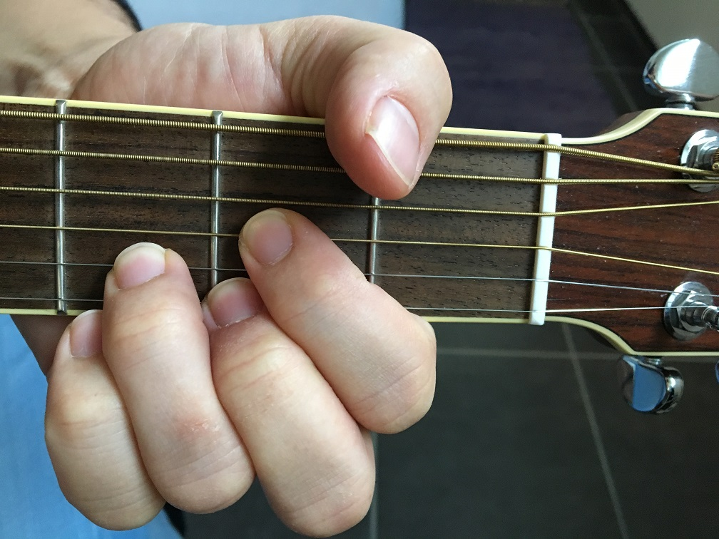 Long Nail Beds On Fretboard